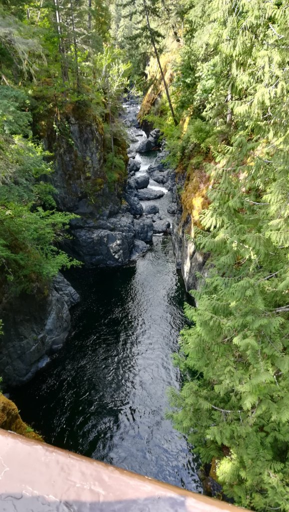 Englishman River Fall1